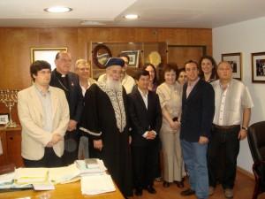 Foto-de-ISRAEL-2008-Gran-Rabino-Amar-Padre-Nestor-Villa-Sheik-Beytullah-Kolak-diputado-Abel-Buil
